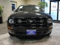 2007 Black Ford Mustang V6 Premium Coupe  photo #14