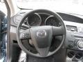 2011 MAZDA3 i Sport 4 Door Steering Wheel