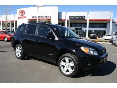 2006 toyota rav4 sport data info and specs. Black Bedroom Furniture Sets. Home Design Ideas