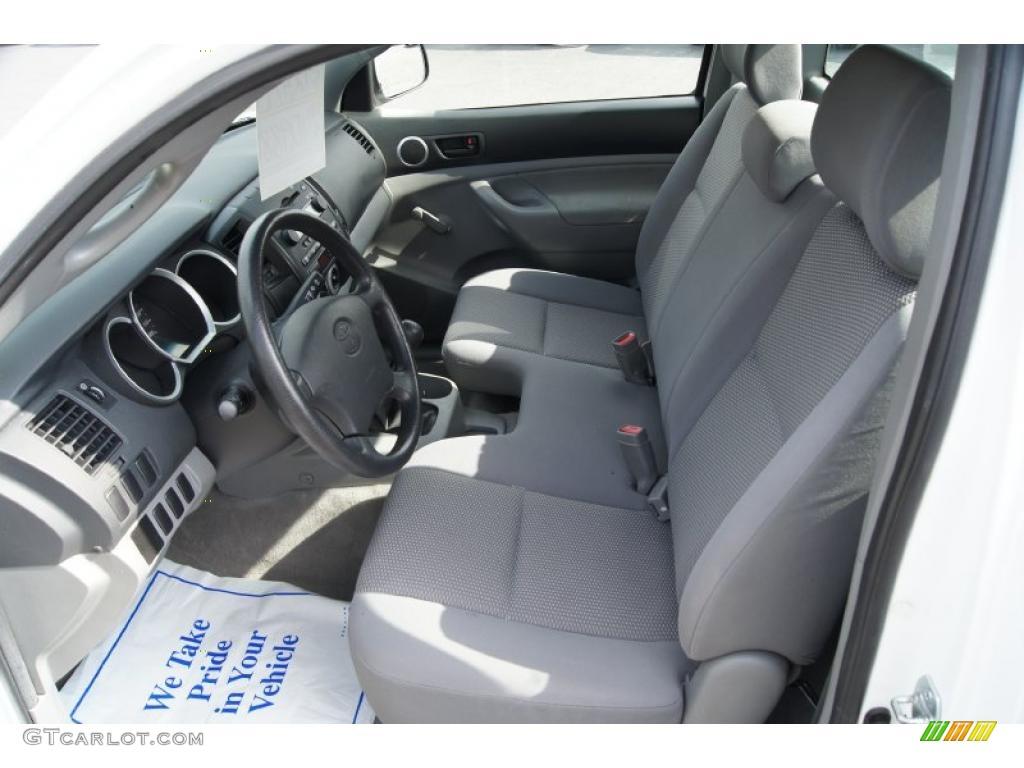 2005 Toyota Tacoma Regular Cab Interior Photos Gtcarlot Com