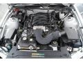 2007 Satin Silver Metallic Ford Mustang GT Premium Coupe  photo #14