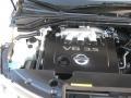 2007 Glacier Pearl White Nissan Murano SE AWD  photo #24