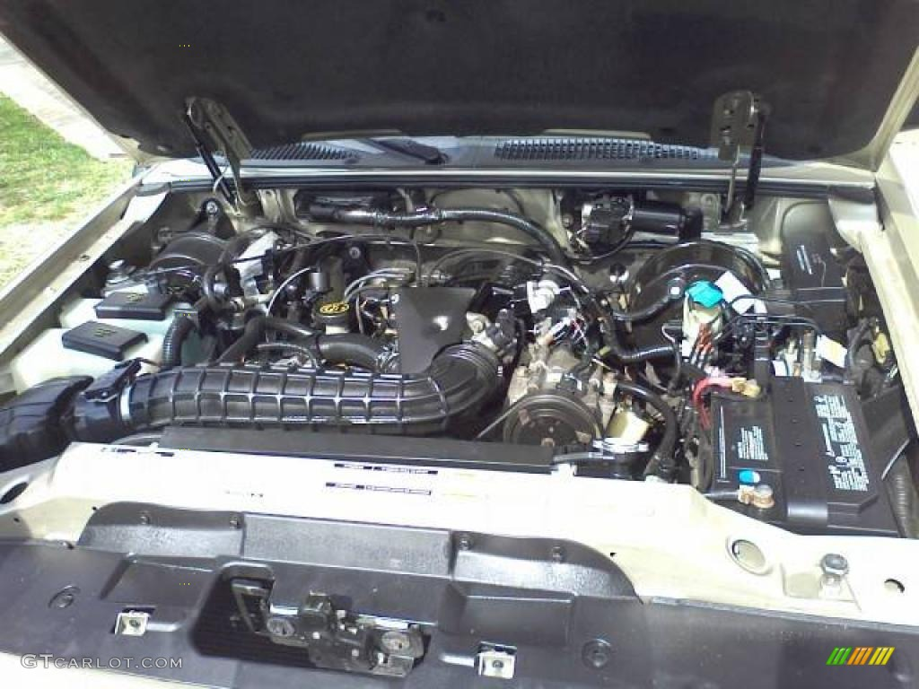 2000 ford explorer xls 4x4 engine photos