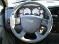 2006 Black Dodge Ram 1500 ST Quad Cab 4x4  photo #22