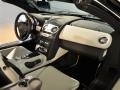 2009 SLR McLaren Roadster Semi-Aniline Black Interior