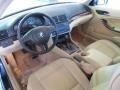 Beige 2003 BMW 3 Series Interiors