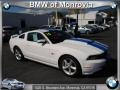 Performance White 2010 Ford Mustang Gallery