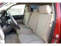 Sand Beige Interior Photo for 2011 Toyota Tundra #45749022