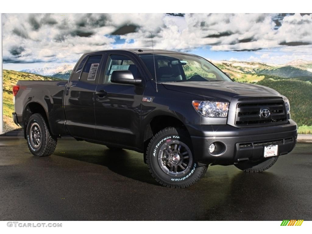 Magnetic Gray Metallic Toyota Tundra. Toyota Tundra TRD Rock Warrior ...