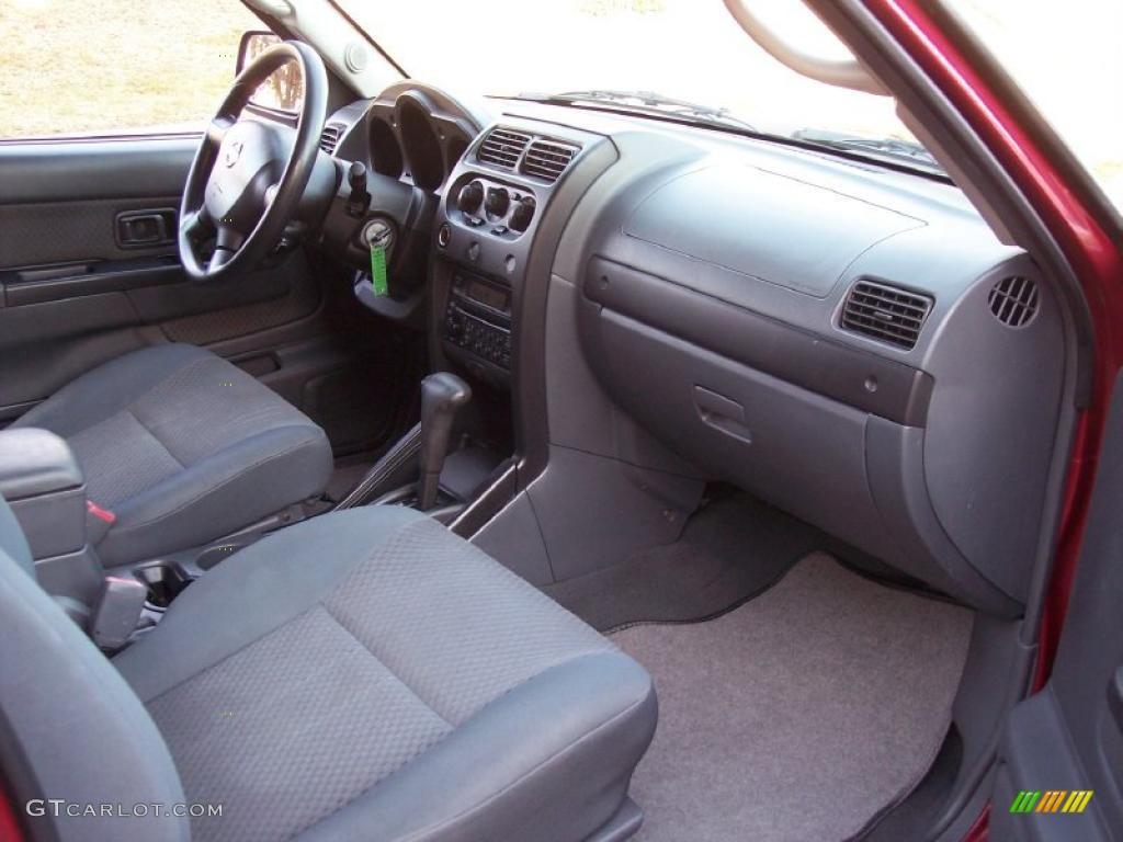gray celadon interior 2002 nissan xterra se v6 photo. Black Bedroom Furniture Sets. Home Design Ideas