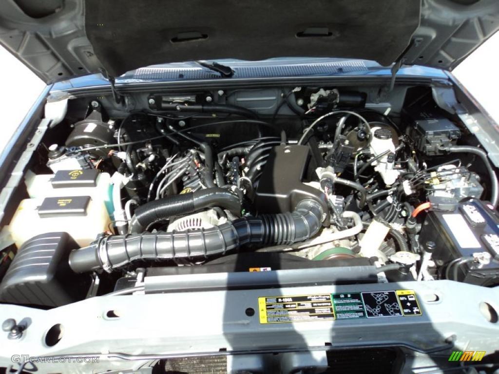 2006 Ford Ranger Sport Supercab 3 0 Liter Ohv 12v Vulcan