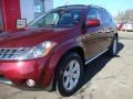 2007 Merlot Pearl Nissan Murano SL AWD  photo #4