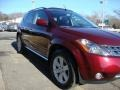 2007 Merlot Pearl Nissan Murano SL AWD  photo #9