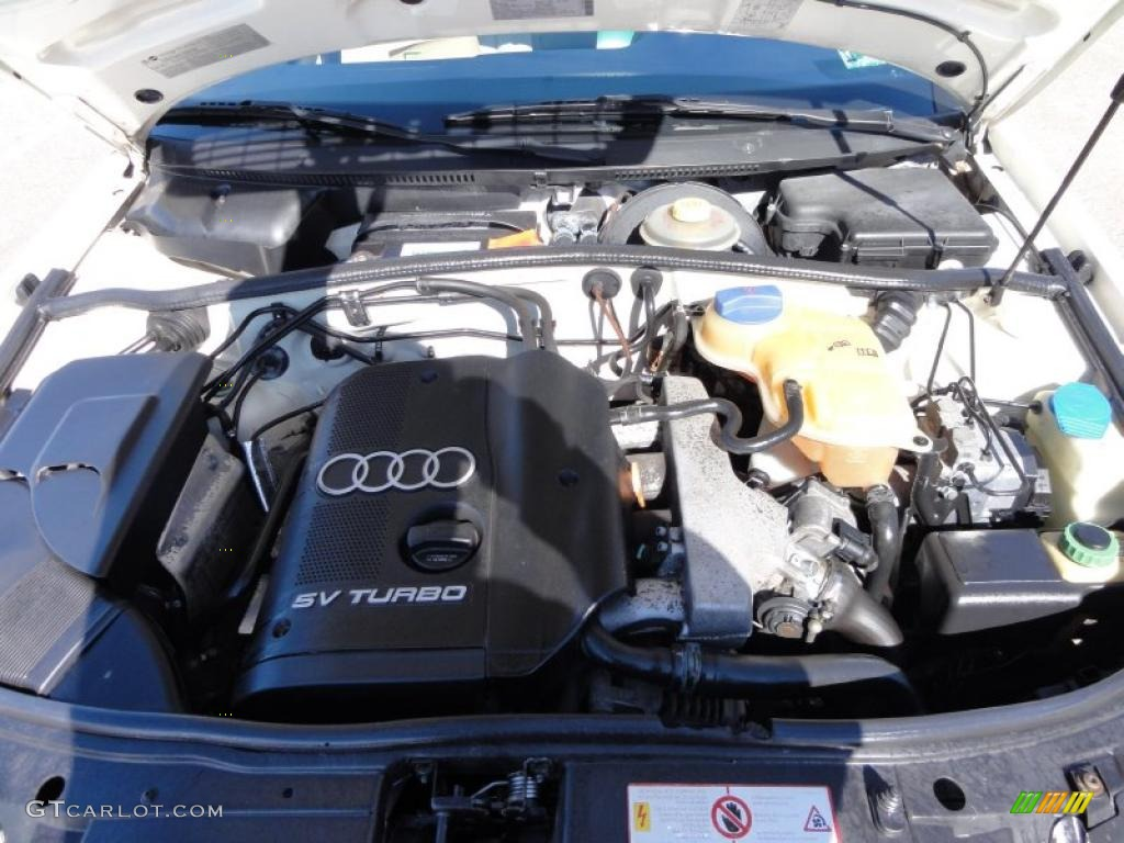 1998 audi a4 1 8t sedan 1 8 liter turbocharged dohc 20 for Audi a4 1 8 t motor for sale
