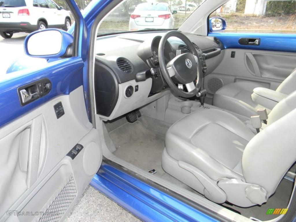 2001 Volkswagen New Beetle Gls Coupe Interior Photo 45760251