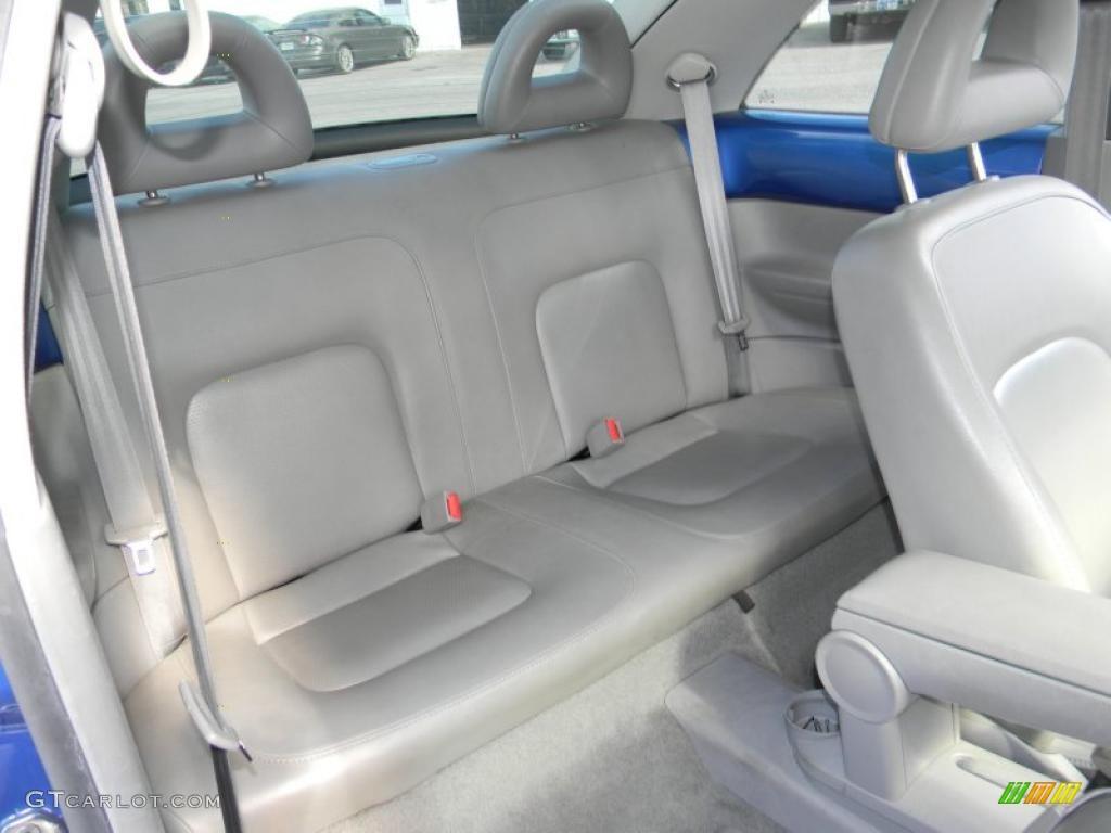 2001 Volkswagen New Beetle Gls Coupe Interior Photo 45760303