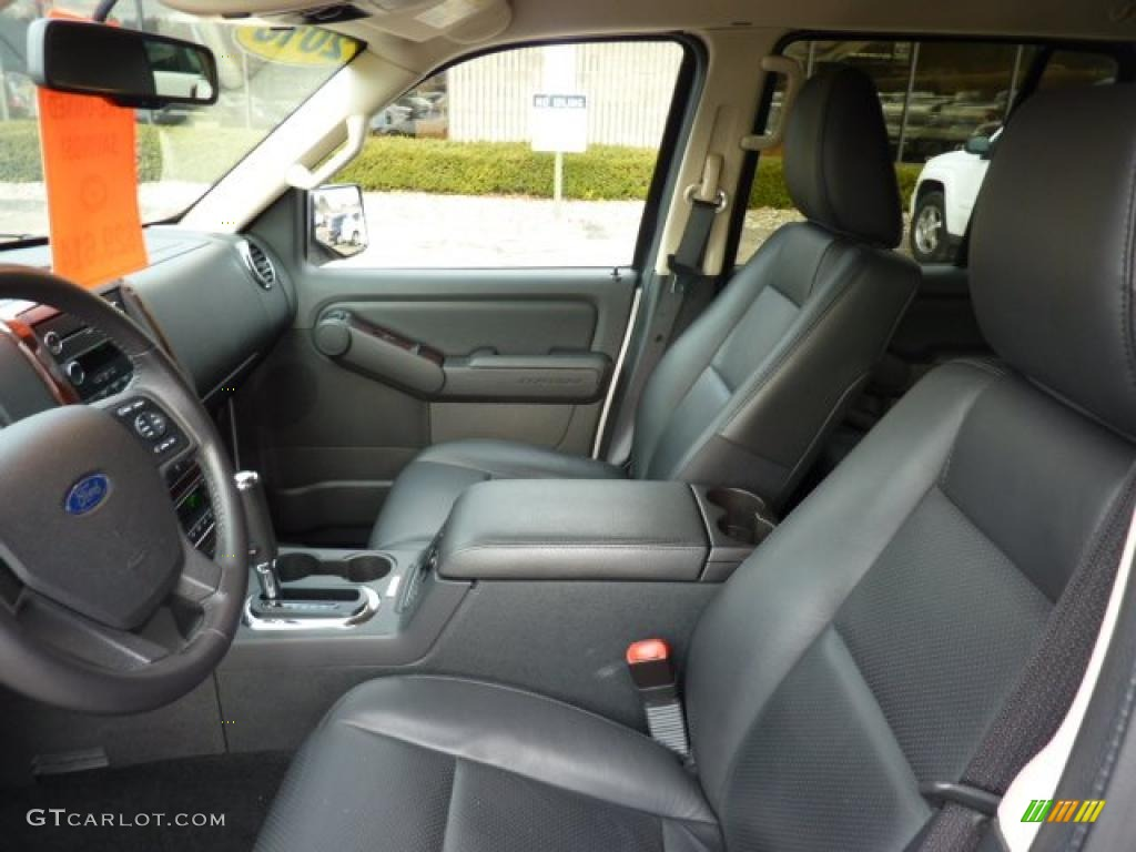 2010 Ford Explorer Limited 4x4 Interior Photo 45765792