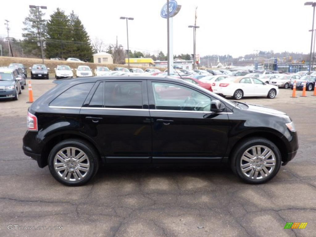 Ford Edge 2008 Transmission >> Black 2008 Ford Edge Limited AWD Exterior Photo #45771460 | GTCarLot.com