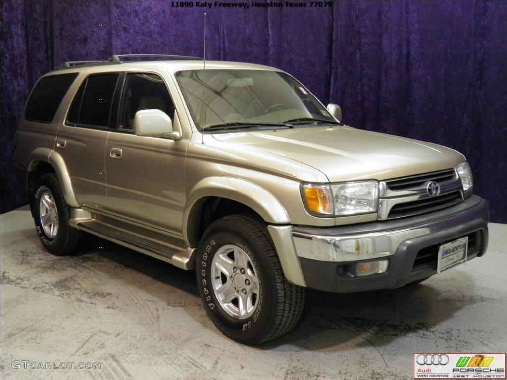 2002 dorado gold pearl toyota 4runner sr5 4x4 45768226 car color galleries. Black Bedroom Furniture Sets. Home Design Ideas