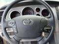 Graphite Gray Steering Wheel Photo for 2011 Toyota Tundra #45776916