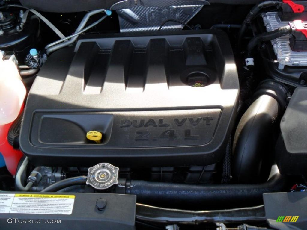 2011 Jeep Compass 2 4 4x4 Engine Photos