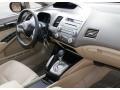 Ivory Dashboard Photo for 2007 Honda Civic #45786402