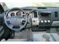 2011 Silver Sky Metallic Toyota Tundra SR5 Double Cab 4x4  photo #8