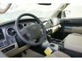 Sand Beige Interior Photo for 2011 Toyota Tundra #45796535