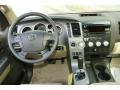 Sand Beige Dashboard Photo for 2011 Toyota Tundra #45796551
