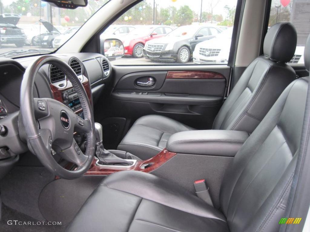 2008 GMC Envoy SLT interior Photo #45800400 | GTCarLot.com
