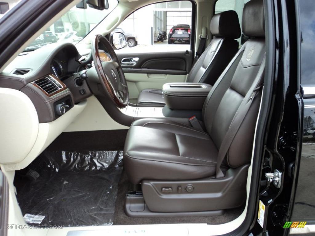 2011 Cadillac Escalade Platinum Interior Photo 45803673