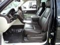 2011 Escalade Platinum Cocoa/Light Linen Tehama Leather Interior