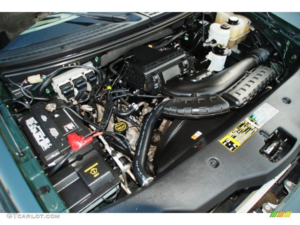2004 ford f150 xlt supercab 4x4 5 4 liter sohc 24v triton v8 engine photo 45804821. Black Bedroom Furniture Sets. Home Design Ideas