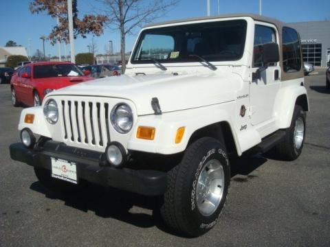 2002 Jeep Wrangler Sahara 4x4 Data Info and Specs  GTCarLotcom