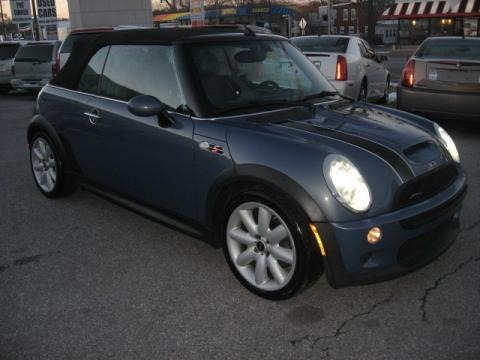 2005 mini cooper s john cooper works convertible data. Black Bedroom Furniture Sets. Home Design Ideas