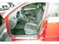 Black Interior Photo for 2008 Audi A4 #45809931