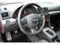 Black Dashboard Photo for 2008 Audi A4 #45810004