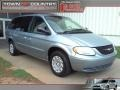 2003 Butane Blue Pearl Chrysler Town & Country LX  photo #1