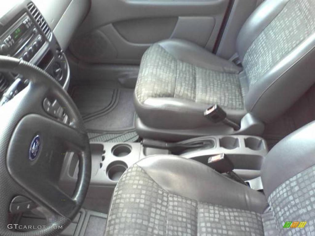 2001 Ford Escape Xls V6 4wd Interior Photo 45812849