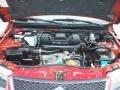 2007 Grand Vitara Luxury 4x4 2.7 Liter DOHC 24-Valve V6 Engine
