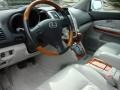 Light Gray 2006 Lexus RX Interiors