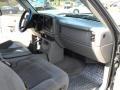 2000 Onyx Black Chevrolet Silverado 1500 Z71 Extended Cab 4x4  photo #16