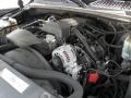 2000 Onyx Black Chevrolet Silverado 1500 Z71 Extended Cab 4x4  photo #19