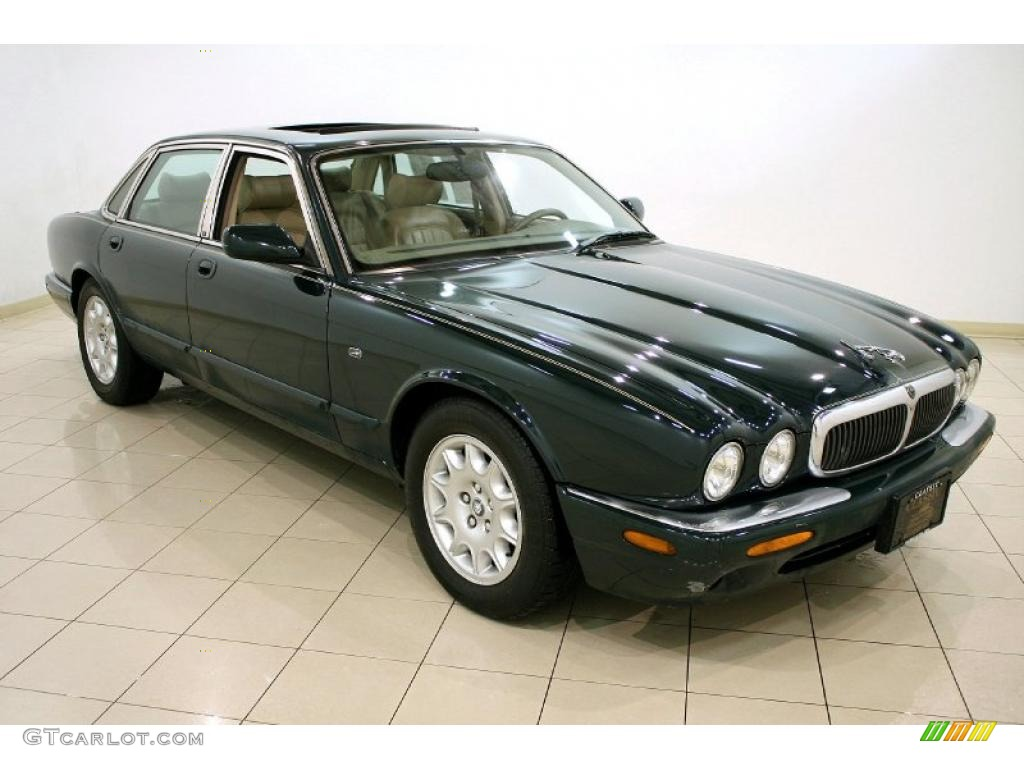 1998 British Racing Green Jaguar Xj Xj8 45648969