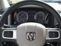 2010 Brilliant Black Crystal Pearl Dodge Ram 3500 Big Horn Edition Crew Cab Dually  photo #13