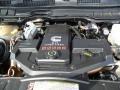 6.7 Liter OHV 24-Valve Cummins Turbo-Diesel Inline 6 Cylinder 2010 Dodge Ram 3500 Big Horn Edition Crew Cab Dually Engine