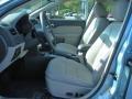 2011 Light Ice Blue Metallic Ford Fusion Hybrid  photo #6