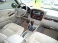 Beige 2004 Suzuki XL7 Interiors