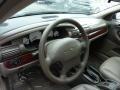 Sandstone Dashboard Photo for 2002 Chrysler Sebring #45858378