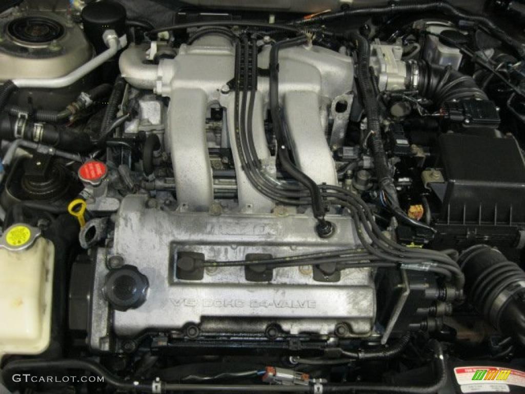 2001 mazda 626 lx v6 2 5 liter dohc 24 valve v6 engine photo 45864611 gtcarlot com gtcarlot com